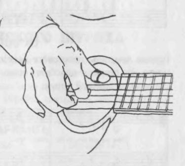 схема как играть арпеджио