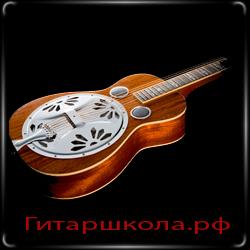 Слайдовая гитара - добро (dobro)