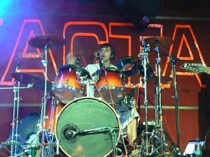 Агарков Сергей - барабаны