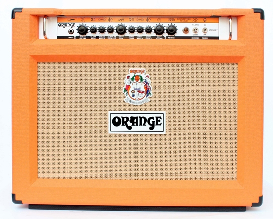 Шитарный комбо Orange Rockerverb 50 MKII