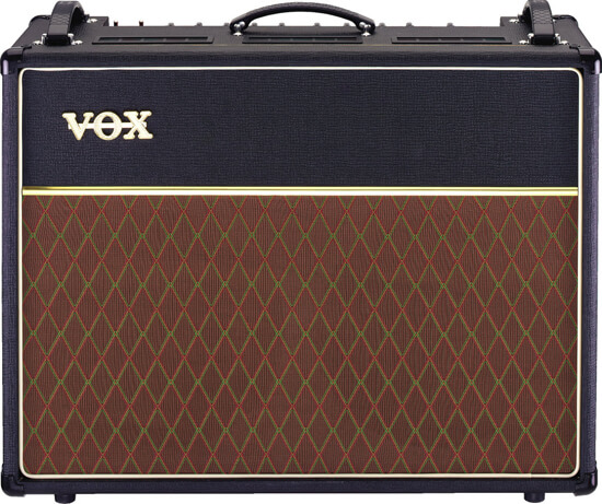 Гитарный комбоусилитель VOX AC30