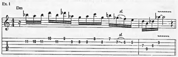 уроки гитары от Джона Маклафлина