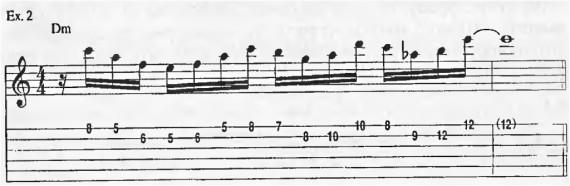 уроки игры на гитары Джона Маклафлина