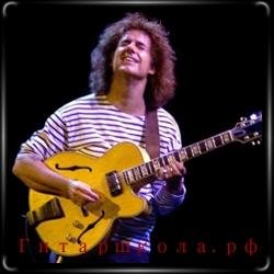 уроки гитары Пэта Метини
