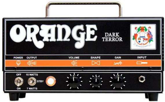 гитарный усилитель для метала orange