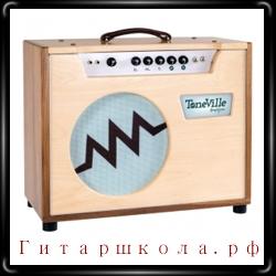 Особенности гитарного усилителя ToneVille