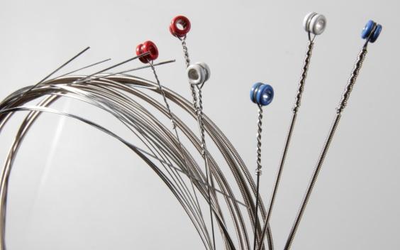Новые струны Rotosound