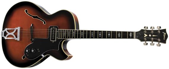 знаментитые гитары Framus