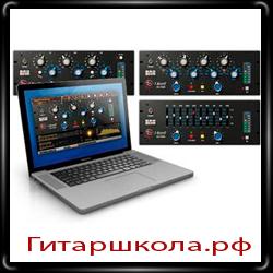 Три новых эквалайзера для IK Multimedia T-RackS Custom Shop