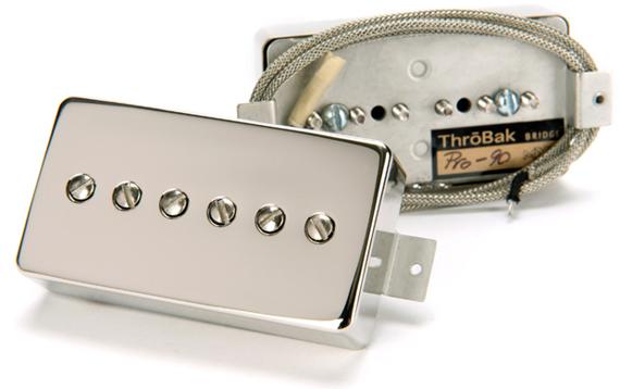 Звукосниматели ThroBak Electronics