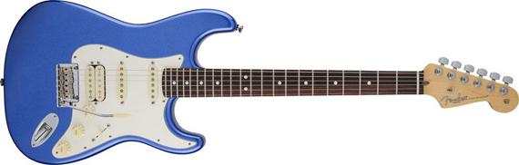 Новая гитара Fender