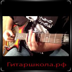 Самодельная гитара Pizza Dobro