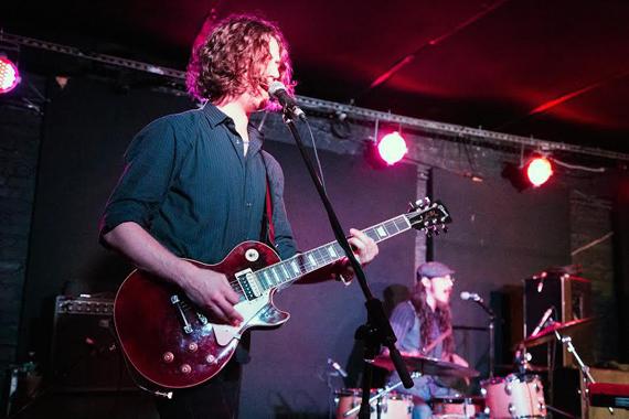 Советы от Уилла Ханза - гитариста группы Kalen & The Sky Thieves