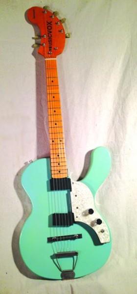ФРик-гитара Musicvox Spaceranger