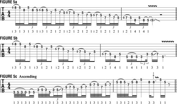 Фирменный стиль игры на гитаре Гари Мура
