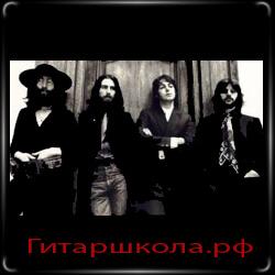 Акустическая гитара Джорджа Харрисона в творчестве Beatles