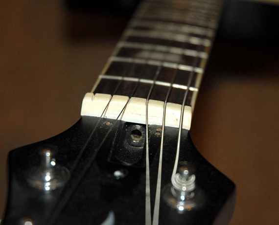 Настройка гитарного анкеры