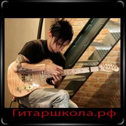 Гитара от Гленна Праудфута