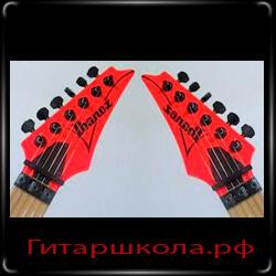 Гитара в зеркале