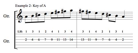 звучание ситара и мандолины на гитаре