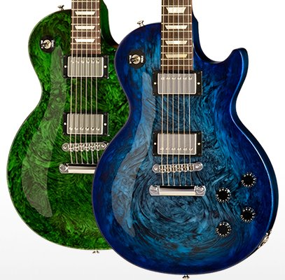 Резин новых гитар гибсон