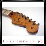 Строй для гитары в тяжелых стилях музыки