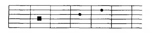 подвижная аккордовая форма