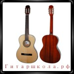 Эволюция классической гитары