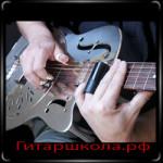 хаммер, вибрато и пулы на слайд-гитаре