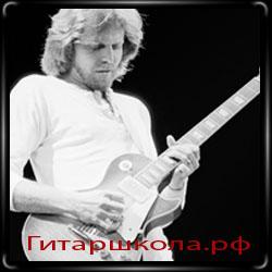 Гитарист группы Eagles