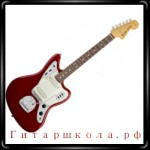 Гитары Fender Jaguar.