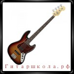 Гитары Fender Jazz Bass Deluxe.