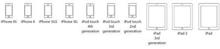 Совместимые устройства