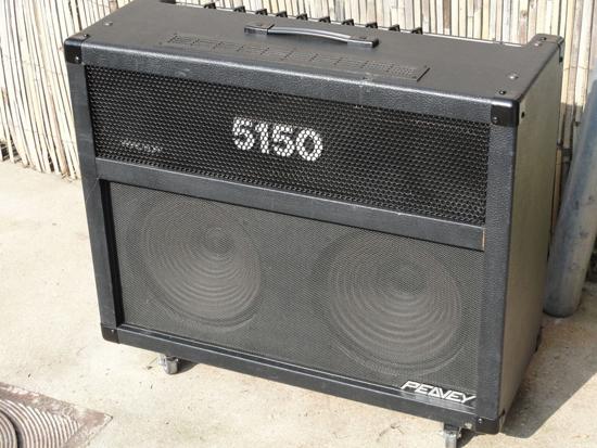 гитарный комбо peavey 5150