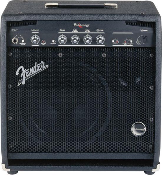 Комбоусилитель для бас-гитары Fender Bassman