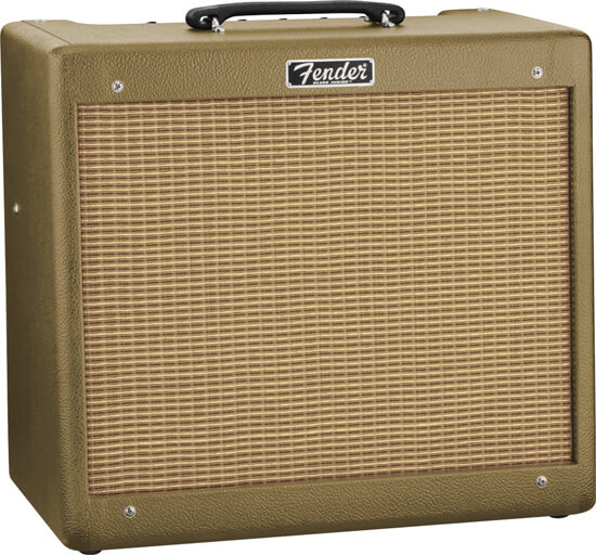 Комбо для электрогитары Fender Blues Junior