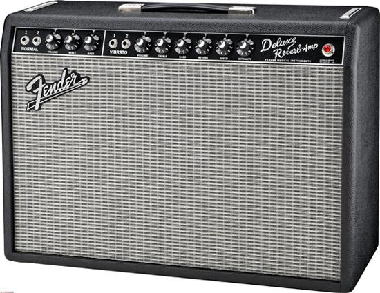 Гитарный комбо Fender Deluxe Reverb