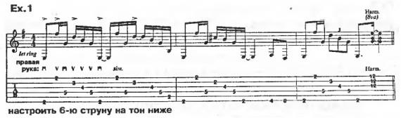 уроки гитары от Эла Ди Меолы