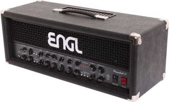 гитарные комбоусилителя для метала Powerball II