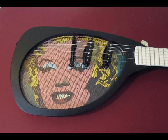 удобная слайд-гитара