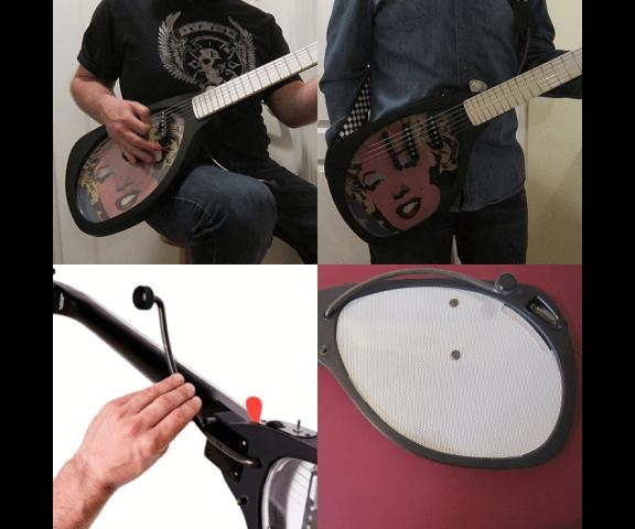 Интересная гитара