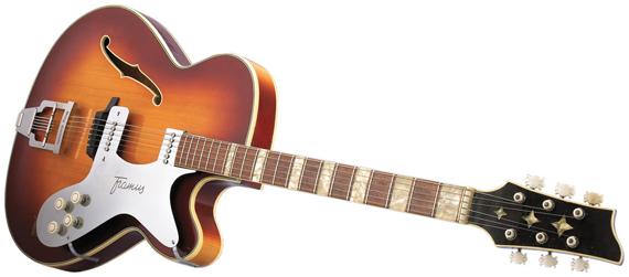 лучшие гитары компании framus