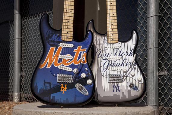 Новая коллекция гитар Fender