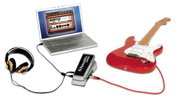 USB контролер для гитары