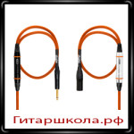 Инструментальный кабель для гитаристов Orange Twister
