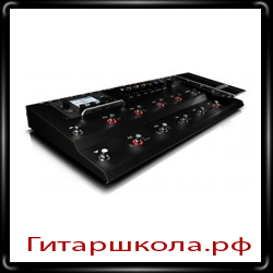Обзор мультипроцессора Line 6 POD HD500X
