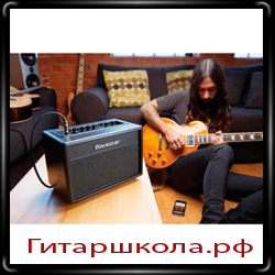 первый Bluetooth гитарный усилитель от Blackstar