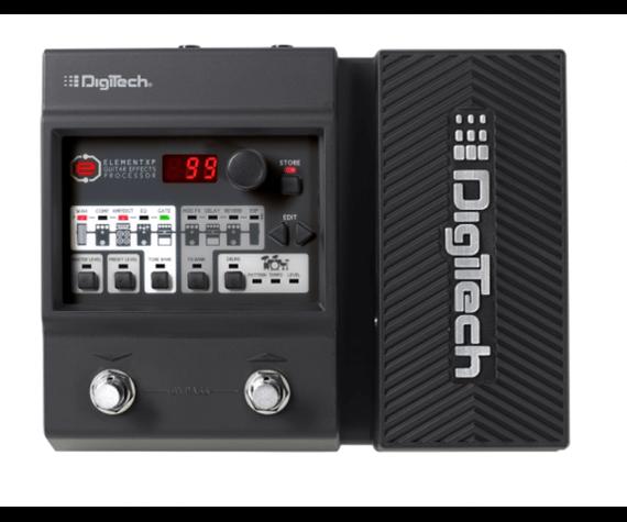 Описание и отзывы о процессорах Element DigiTech