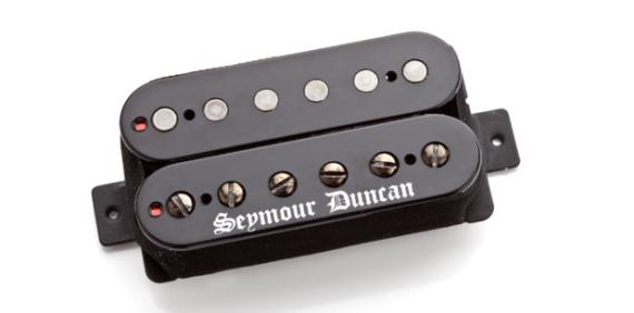 Описание звукоснимателей Seymour Duncan