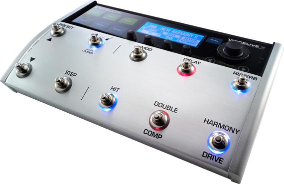 Описание, отзывы, обзор TC-Helicon VoiceLive 3